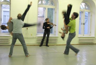 "Performance ""NB! Manipulations"" 1.-5.06.2008"