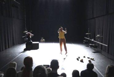 """Tantsulavastus """"Su naer mu unne lõikas"""" teatris Stella (2015)"""