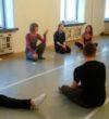Koostöö Läti koreograafi Olga Zitluhinaga