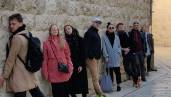 Fine5 Dance Theater participated in Jerusalem International Dance Week