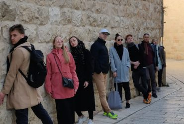 Fine5 Dance Theater participated in Jerusalem International Dance Week