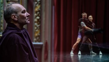 """Context.Diana Vishneva esitles Fine5 Tantsuteatri lavastust """"FN"""" Moskvas ja Peterburis."""